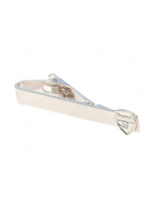 Arsenal FC Silver Plated Tie Slide
