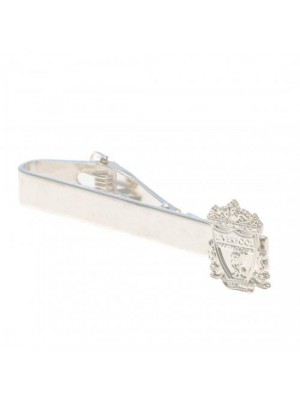Liverpool FC Silver Plated Tie Slide