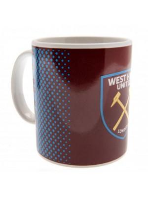 West Ham United FC Mug FD