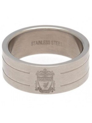 Liverpool FC Stripe Ring Medium