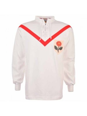Manchester United 1909 FA Cup Final Retro Football Shirt