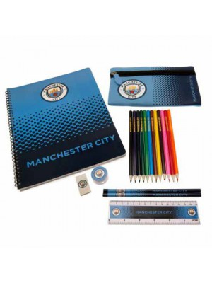 Manchester City FC Ultimate Stationery Set FD