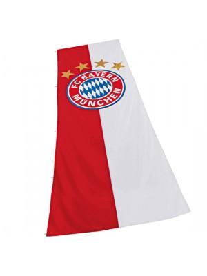 FC Bayern Munchen Hoisting Flag Logo