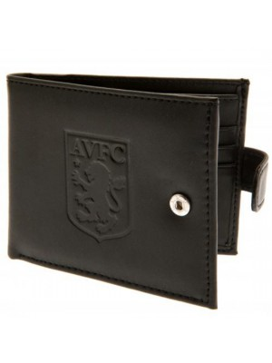 Aston Villa FC rfid Anti Fraud Wallet