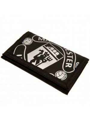 Manchester United FC Nylon Wallet RT