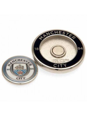 Manchester City FC Ball Marker Duo