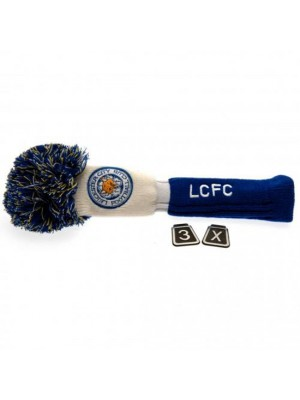 Leicester City FC Headcover Pompom (Fairway)