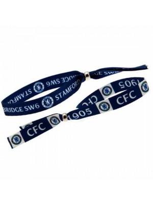 Chelsea FC Festival Wristbands