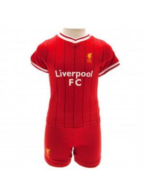 Liverpool FC Shirt & Short Set 6/9 Months PS
