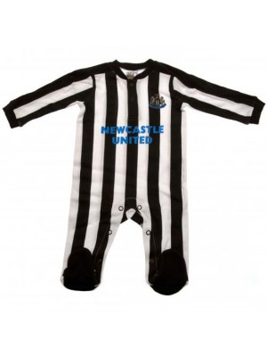Newcastle United FC Sleepsuit 6/9 Months ST