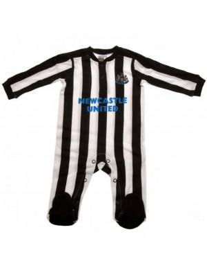 Newcastle United FC Sleepsuit 9/12 Months ST