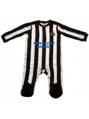 Newcastle United FC Sleepsuit 12/18 Months ST
