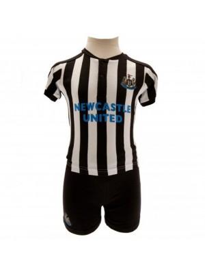 Newcastle United FC Shirt & Short Set 12/18 Months ST
