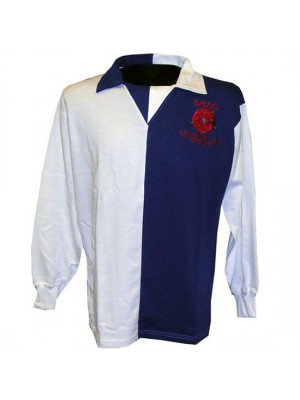 Blackburn home shirts retro L/S