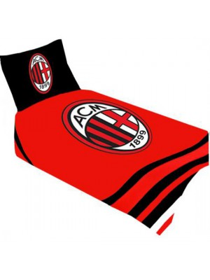 AC Milan Single Duvet Set PL