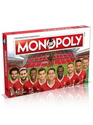 Liverpool FC Edition Monopoly
