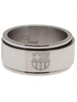 FC Barcelona Spinner Ring Large