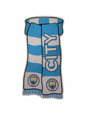 Manchester City FC Show Your Colours Sign