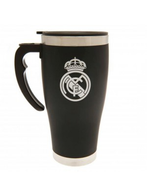 Real Madrid FC Executive Travel Mug