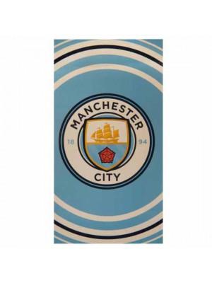 Manchester City FC Towel PL