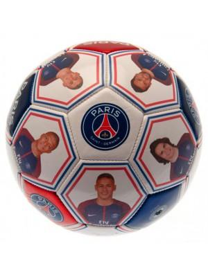 Paris Saint Germain FC Photo Signature Football
