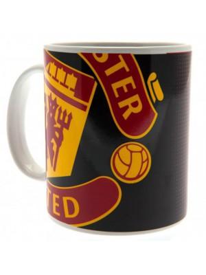 Manchester United FC Mug HT