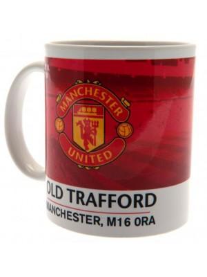 Manchester United FC Mug SC