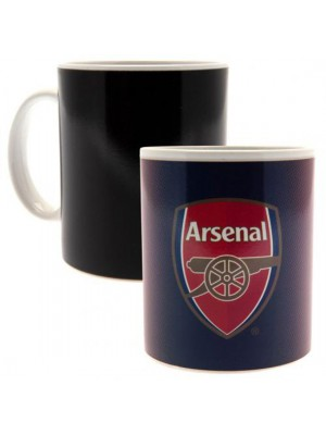 Arsenal FC Heat Changing Mug GR