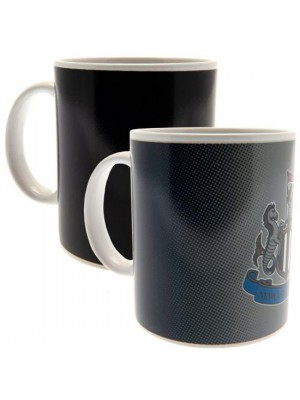 Newcastle United FC Heat Changing Mug GR