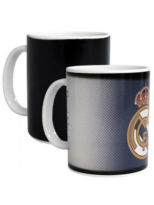 Real Madrid FC Heat Changing Mug GR