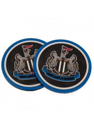 Newcastle United FC 2 Pack Coaster Set