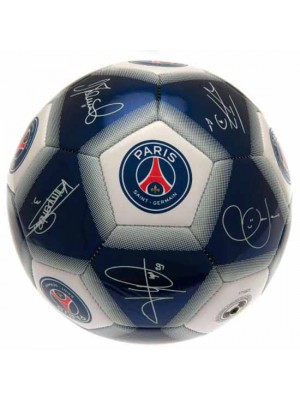 Paris Saint Germain FC Football Signature