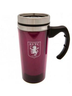 Aston Villa FC Aluminium Travel Mug