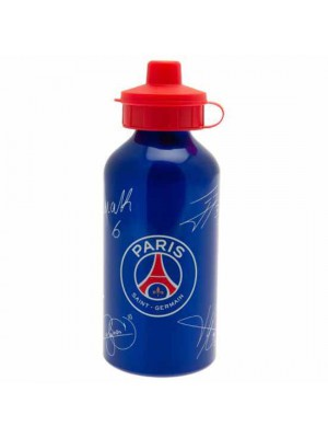 Paris Saint Germain FC Aluminium Drinks Bottle SG