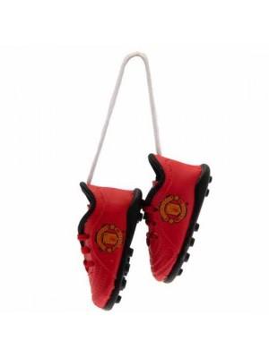 Manchester United FC Mini Football Boots