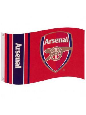 Arsenal Fc Flag Wm