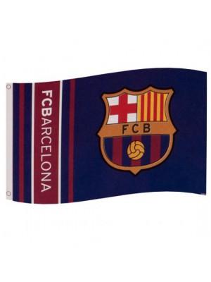FC Barcelona Flag WM