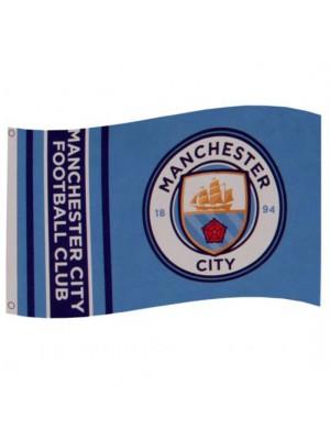 Manchester City FC Flag WM