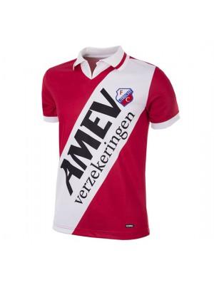 FC Utrecht 1993 - 94 Short Sleeve Retro Football Shirt