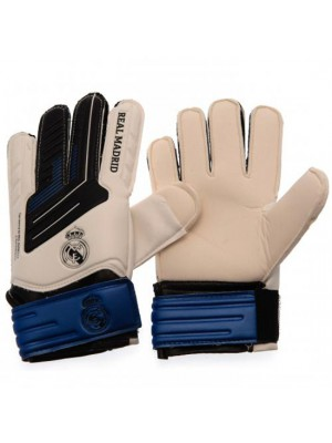 Real Madrid FC Goalkeeper Gloves Jnr