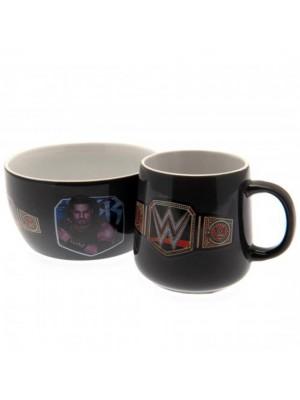 WWE Breakfast Set