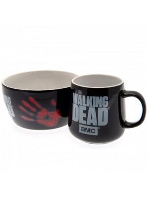 The Walking Dead Breakfast Set