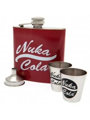 Fallout Hip Flask Set