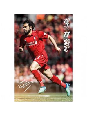 Liverpool FC Poster Salah 5