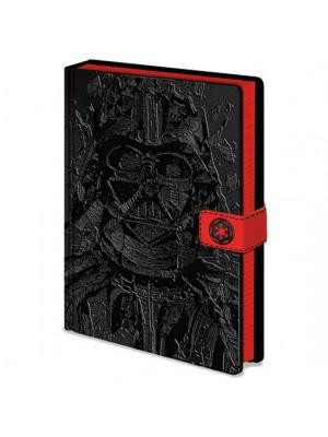 Star Wars Premium Notebook Darth Vader