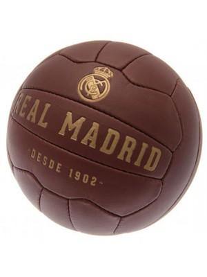 Real Madrid FC Retro Heritage Football