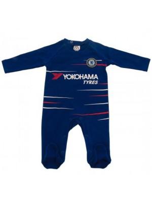 Chelsea FC Sleepsuit 6/9 Months TS