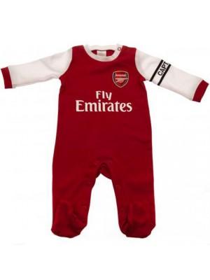 Arsenal FC Sleepsuit 6/9 Months Wt