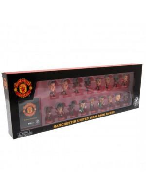 Manchester United FC SoccerStarz Team Pack