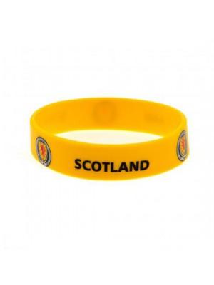 Scotland FA Silicone Wristband